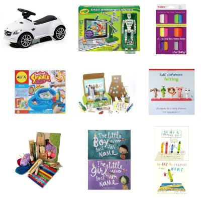 Holiday Gift Guide – Holiday Gift Ideas for Creative Kids with GIVEAWAYS!