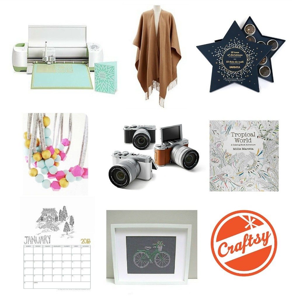 Gift ideas for creative women giveaways for Creative xmas gifts