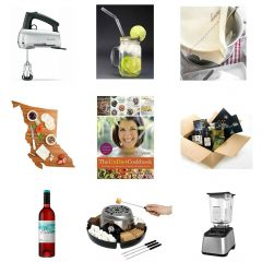 Holiday Gift Guide – Holiday Gift Ideas for Foodies with GIVEAWAYS!!