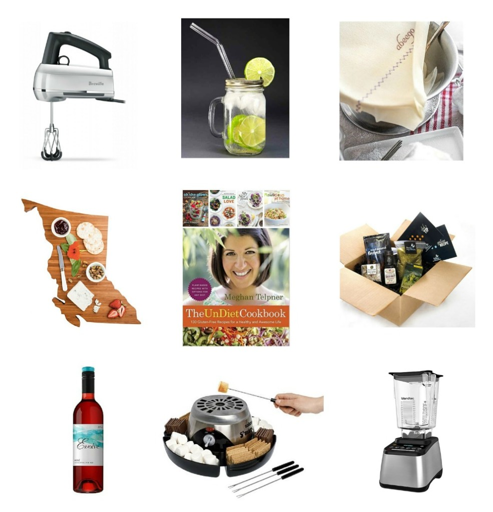 Holiday gift guide holiday gift ideas for foodies with for Creative xmas gifts