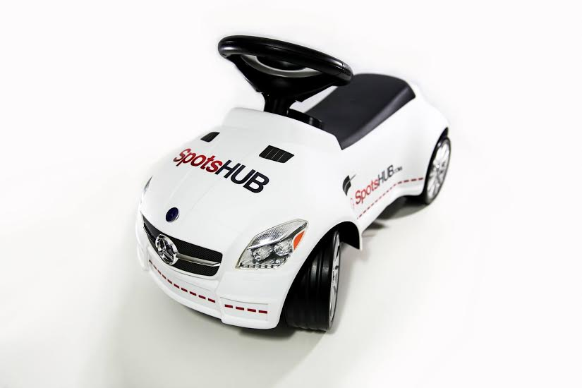 Rastar Mercedes