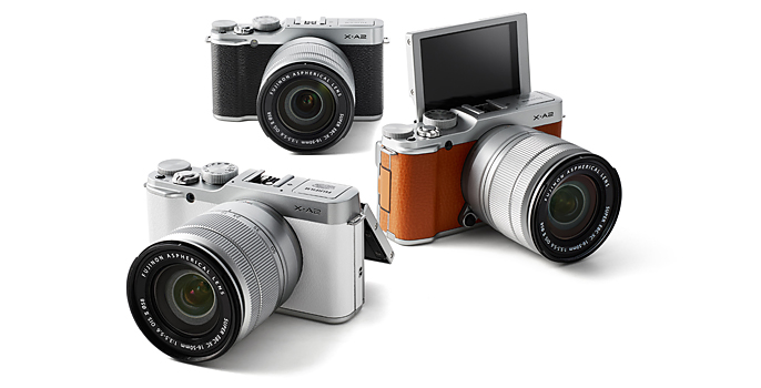 Fuji X-A2 featured on HelloCreativeFamily.com's Holiday Gift Guide