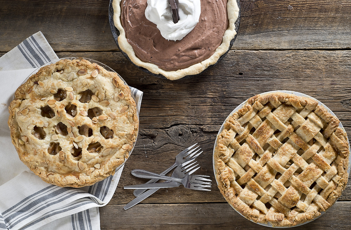 Building on Basics- Pear and Honey Pie Recipe