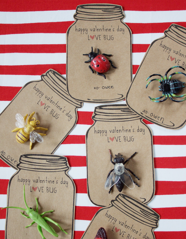 Love Bug Valentine from Dandee Designs