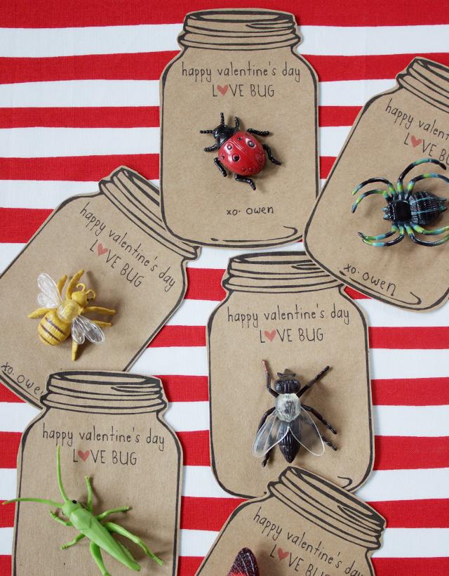 Love Bug Valentine from Dandee Designs