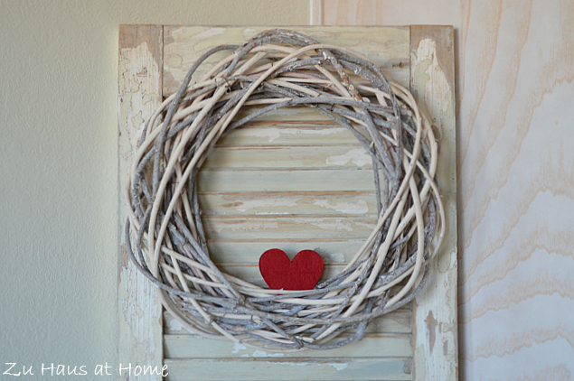 Twig Valentine S Day Wreath From Zu Haus At Home