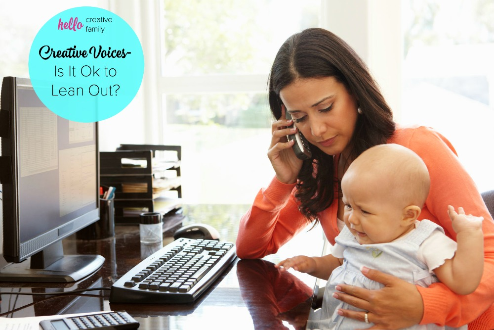 Women and work is a complicated relationship, and one that can be profoundly changed by motherhood. Karen takes a look at her own search for balance. Whether you are a stay at home mom, a work at home mom or a work out of the home mom, you'll want to read this story.