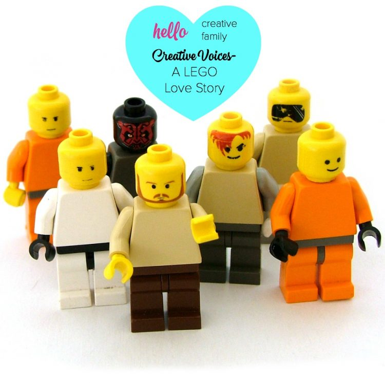 Creative Voices: A LEGO Love Story