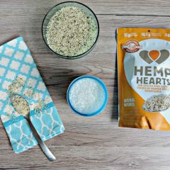 Back To Basics- How To Make Homemade Hemp Milk Recipe with 3 Variations