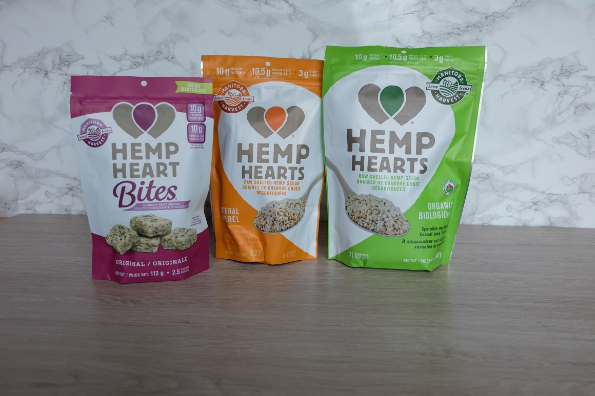 Manitoba Harvest Hemp Foods Giveaway on Hello Creative Family