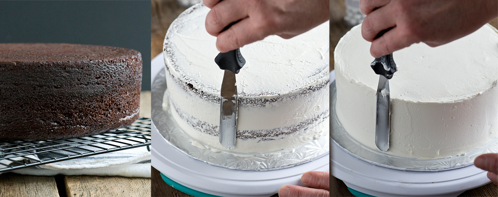 Best Buttercream For Crumb Coating Fondant Cake