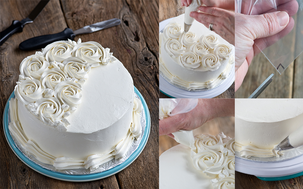 Recipe For Best White Wedding Cake