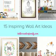 15 Picks for the Most Inspiring Wall Art