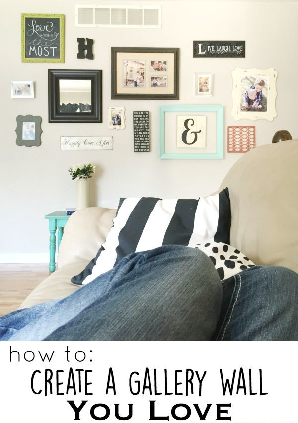 How to Create a Gallery Wall You Love
