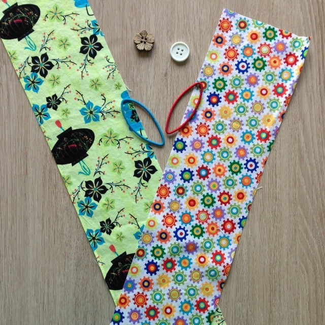 fabric craft ideas for kids 5 minute fabric scrap bookmark sewing tutorial 6535