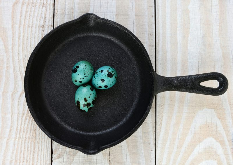 Back To Basics How To Buy And Refurbish A Cast Iron