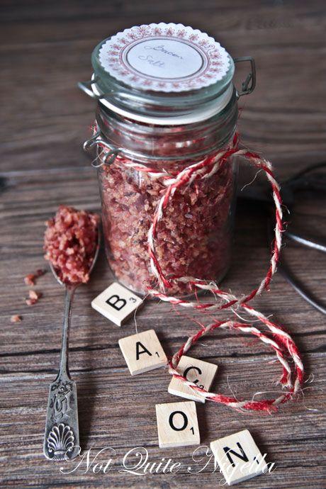 Bacon Salt from Not Quite Nigella