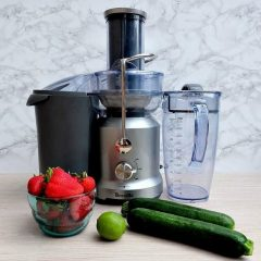 Giveaway! Win a Breville Juice Fountain Cold!