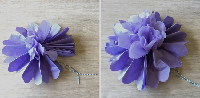 How to make diy mini tissue paper flowers for party decorations looking for a budget party decoration idea learn how to make 8 diy mini tissue mightylinksfo