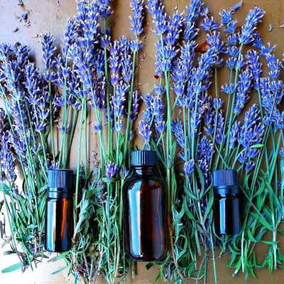 "DIY Lavender ""Essential Oil"" Tincture- Think Ahead Handmade Gift Ideas Series"