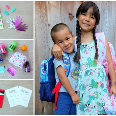 5 Ways To Make Back To School Special!