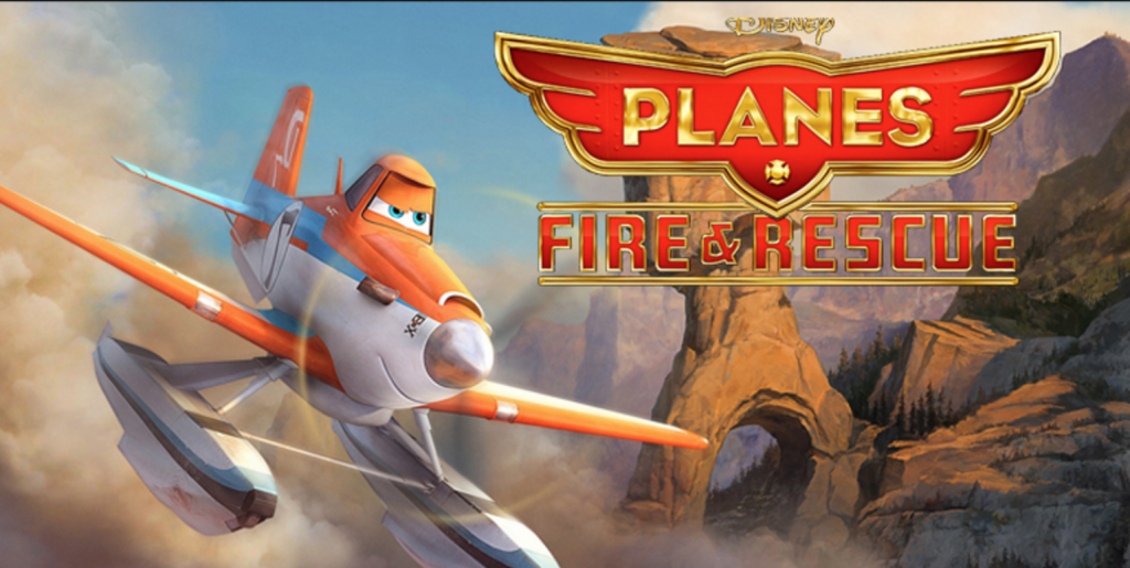 Family Movie Night on Hello Creative Family - Planes Fire and Rescue