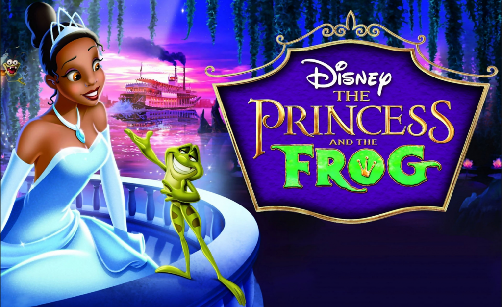 Family Movie Night on Hello Creative Family - The Princess and the Frog