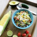 Festive Sweet Corn Guacamole Recipe