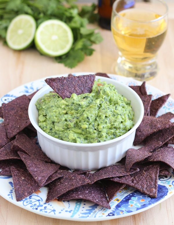 Kale Guacamole Recipe for Making Time for Health