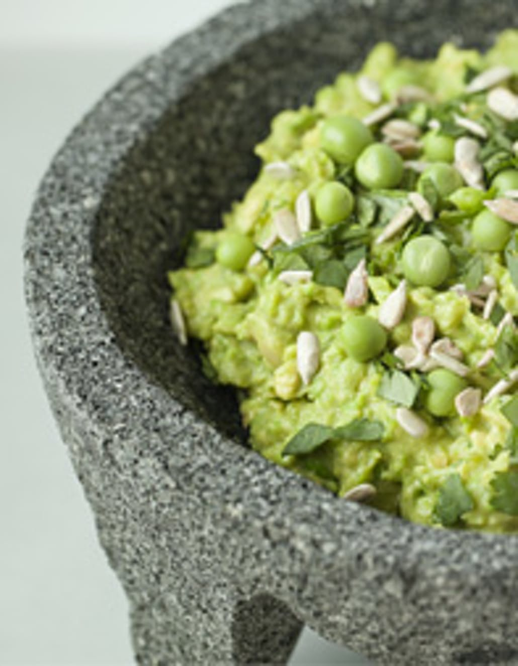 Spring Pea Guacamole Recipe from Tasting Table