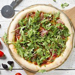 Fig and Prosciutto Pizza Recipe