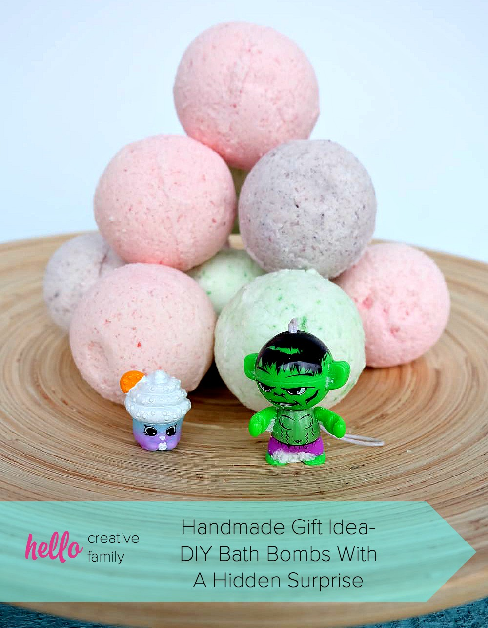 DIY Your Own Handmade Bath Bombs With This Simple And Easy Tutorial Which Includes A