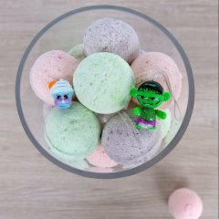 How To Make DIY Bath Bombs With A Toy Hidden Inside + Today's Parent Craft Challenge