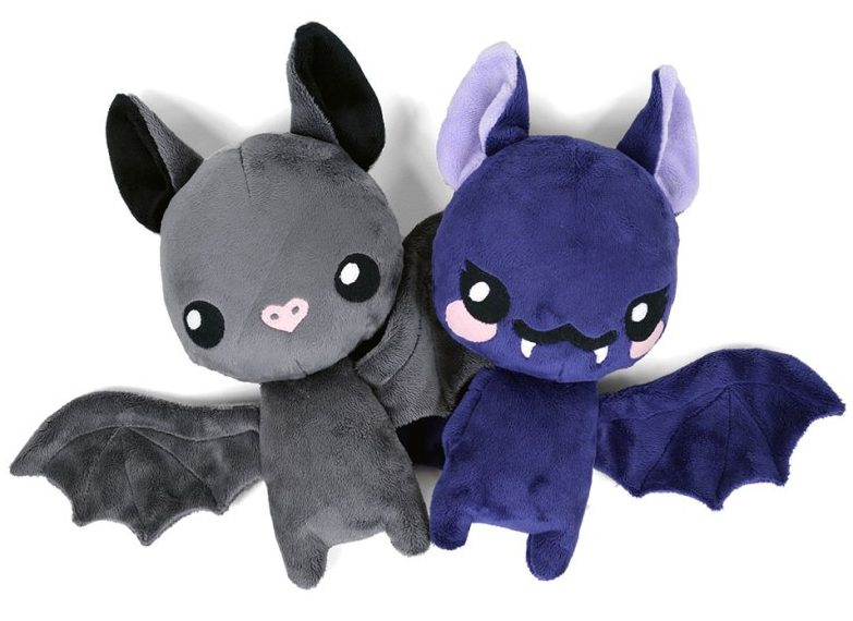 27+ Adorable Free Sewing Patterns for Stuffies, Plushies, Stuffed Animals and Other Felt and Fabric Toys- Snuggly Plush Bat Pattern from Choly Knight