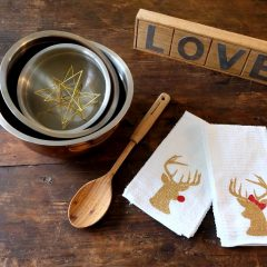 Heartfelt Hostess Gift Ideas- Suggestions for Pairing Handmade with Store Bought Gifts