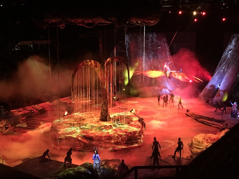 An 8 year old writes a recap on a seeing Cirque du Soleil TORUK from a kids point of view. Spoiler alert: She loved it and can't wait for her next show!