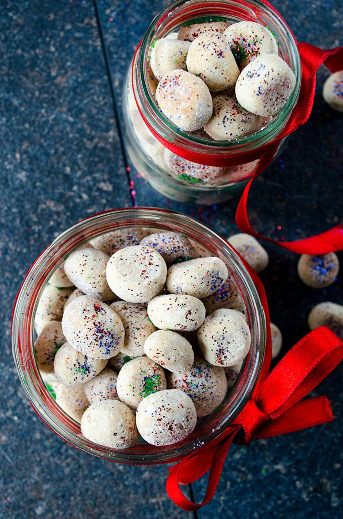 27+ Cookie Recipes Perfect For Christmas Cookie Exchanges- Meltaway Christmas Cookies Recipe from Give Recipe