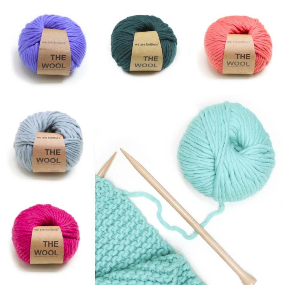 The Wool from We Are Knitters