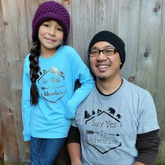 "DIY ""Say Yes To Adventure"" Shirt Made On The Cricut- Perfect for camping!"