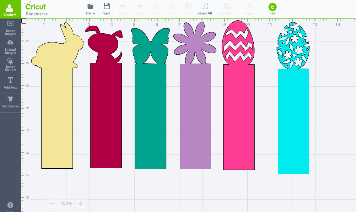 These DIY Animal Shaped Washi Tape Bookmarks made on the Cricut Explore are so easy to make! They are so cute and would make great handmade gifts or non-candy Easter presents!