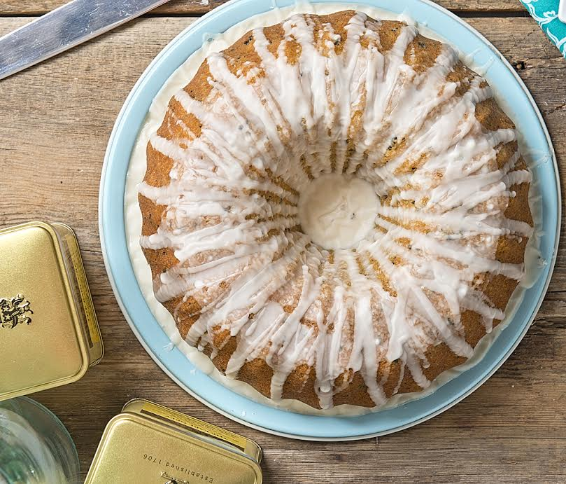 Making a show stopping dessert at home is easy, with the right recipe! Steeped loose leaf Earl Grey tea gives this Glazed Earl Grey Bundt Cake Recipe an incredibly moist and distinct flavor. The perfect dessert for a tea party or for entertaining guests!