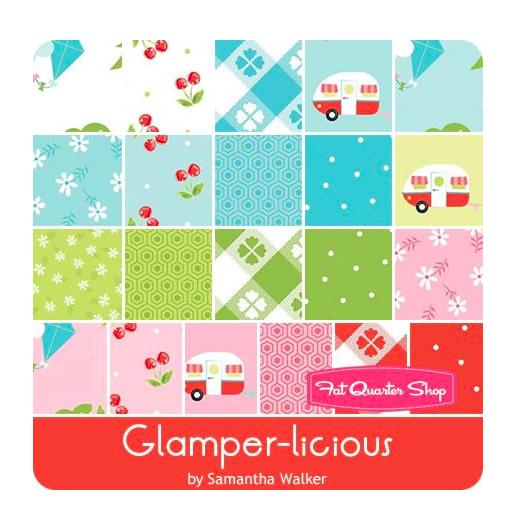 Glamper-Licious Fat Quarter Bundle