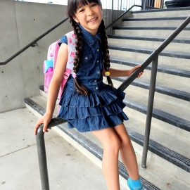 Today's Parent challenged Hello Creative Family to go on a $50 Back To School Shopping Spree at Value Village. Check out the 3 outfits Crystal and her daughter created including shoes!