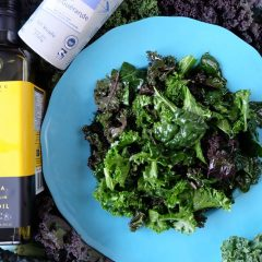 Back To Basics- The Secret to The Most Tender Kale Salad You've Ever Tasted