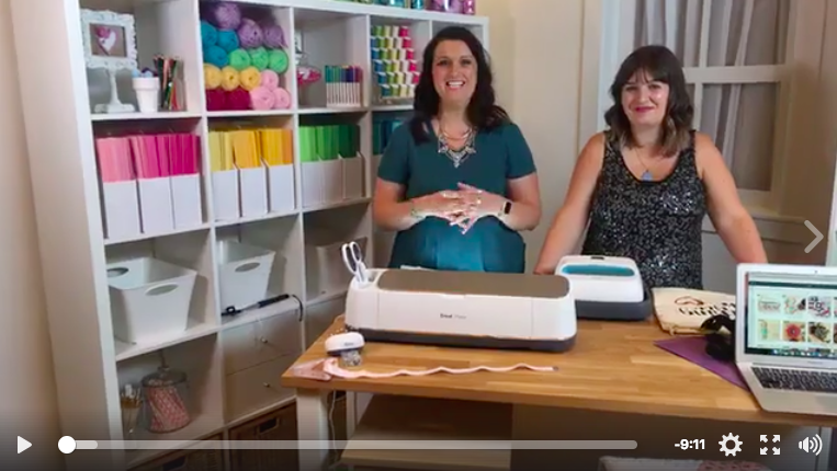 Do you sew? If so you need the Cricut Maker! Cricut's new machine is the best thing that has happened in the sewing world in a long time. This article breaks down the many features, shares some awesome Cricut Maker made sewing projects and counts down the many reasons why you need a Cricut Maker in your craft room! The Cricut Maker lets you spend less time doing what you don't like (cutting) and doing more of what you love-- Sewing and making easy, gorgeous projects and handmade gifts!