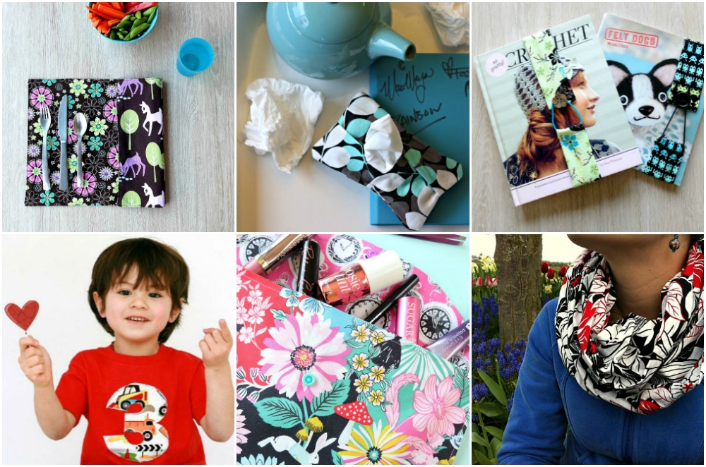 Check out the awesome 60 Minute Or Less (1 hour or less) sewing projects from Hello Creative Family. These tutorials are the perfect DIY for a quick project or for beginner sewers including kids and teens!