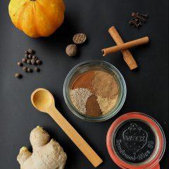Back To Basics- DIY Pumpkin Spice Blend Recipe