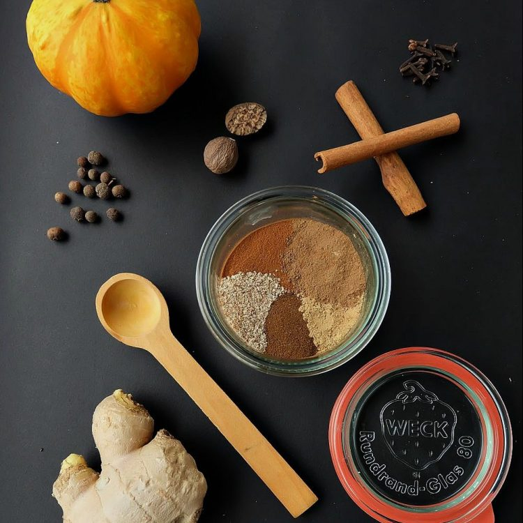 Back To Basics- DIY Pumpkin Spice Blend Recipe