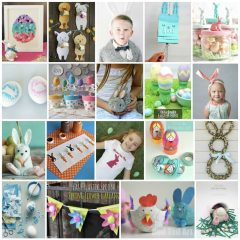 27 Family Friendly Spring and Easter Craft Ideas