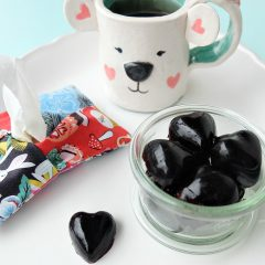 Easy Homemade Cold Fighting Elderberry Gummies Recipe